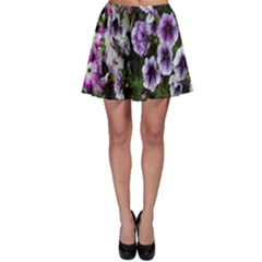 Flowers Blossom Bloom Plant Nature Skater Skirt