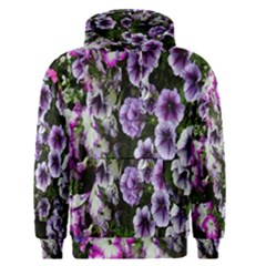 Flowers Blossom Bloom Plant Nature Men s Pullover Hoodie
