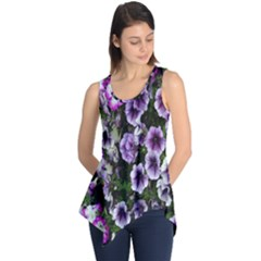 Flowers Blossom Bloom Plant Nature Sleeveless Tunic