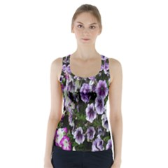 Flowers Blossom Bloom Plant Nature Racer Back Sports Top