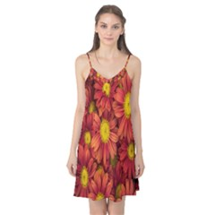 Flowers Nature Plants Autumn Affix Camis Nightgown
