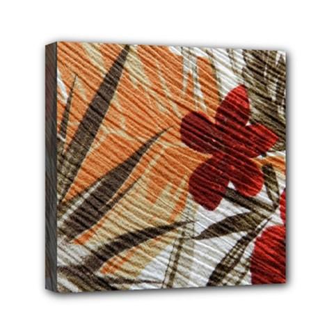 Fall Colors Mini Canvas 6  x 6