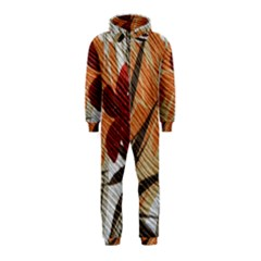 Fall Colors Hooded Jumpsuit (kids)