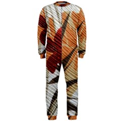 Fall Colors Onepiece Jumpsuit (men)