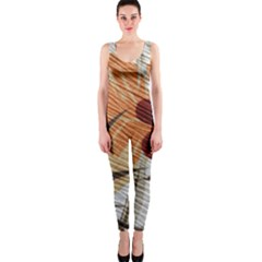 Fall Colors Onepiece Catsuit