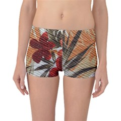 Fall Colors Boyleg Bikini Bottoms