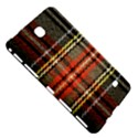 Fabric Texture Tartan Color Samsung Galaxy Tab 4 (7 ) Hardshell Case  View5