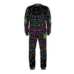 Fractal Texture OnePiece Jumpsuit (Kids)