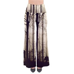 Forest Fog Hirsch Wild Boars Pants