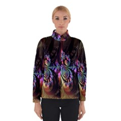 Fractal Colorful Background Winterwear