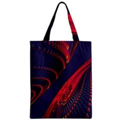 Fractal Art Digital Art Zipper Classic Tote Bag
