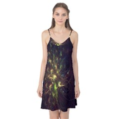 Fractal Flame Light Energy Camis Nightgown