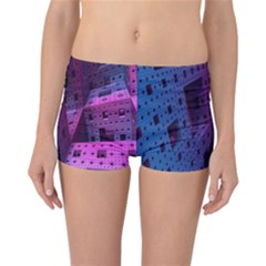 Fractals Geometry Graphic Reversible Bikini Bottoms