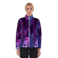 Fractals Geometry Graphic Winterwear