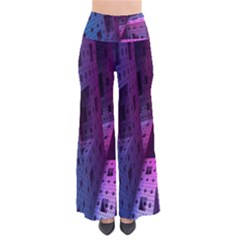 Fractals Geometry Graphic Pants