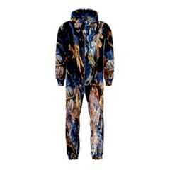 Frost Leaves Winter Park Morning Hooded Jumpsuit (kids)