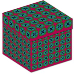 Geometric Patterns Storage Stool 12