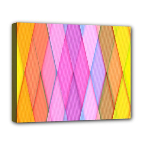Graphics Colorful Color Wallpaper Deluxe Canvas 20  x 16