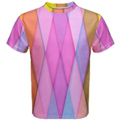 Graphics Colorful Color Wallpaper Men s Cotton Tee