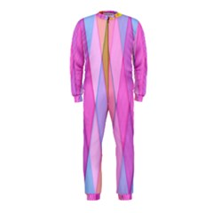 Graphics Colorful Color Wallpaper Onepiece Jumpsuit (kids)