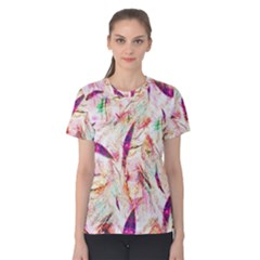 Grass Blades Women s Cotton Tee