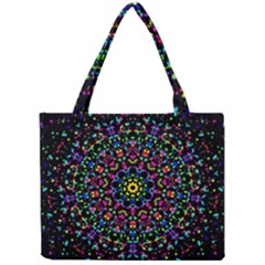 Fractal Texture Mini Tote Bag