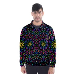 Fractal Texture Wind Breaker (men)