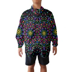 Fractal Texture Wind Breaker (kids)