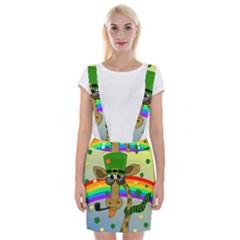 Irish Giraffe Suspender Skirt