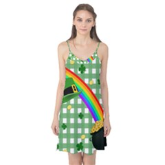 St. Patrick s day rainbow Camis Nightgown