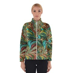 Fractal Artwork Pattern Digital Winterwear