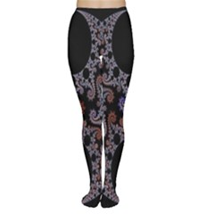 Fractal Complexity Geometric Women s Tights