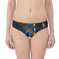 Fractal Digital Art Hipster Bikini Bottoms