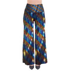 Fractal Digital Art Pants