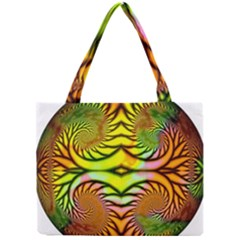 Fractals Ball About Abstract Mini Tote Bag