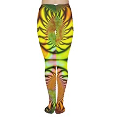 Fractals Ball About Abstract Women s Tights
