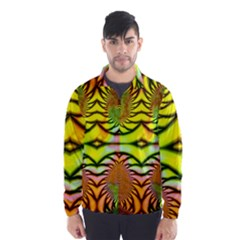 Fractals Ball About Abstract Wind Breaker (Men)