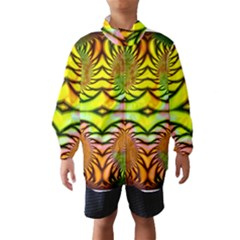 Fractals Ball About Abstract Wind Breaker (kids)