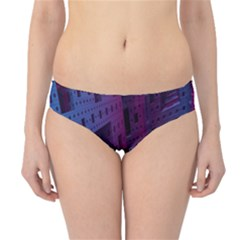 Fractals Geometry Graphic Hipster Bikini Bottoms