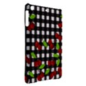 Cherries plaid pattern  iPad Air Hardshell Cases View2