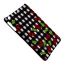 Cherries plaid pattern  iPad Air Hardshell Cases View5