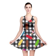 Ice Cream Kingdom  Reversible Skater Dress