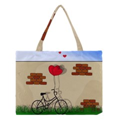 Secret love Medium Tote Bag