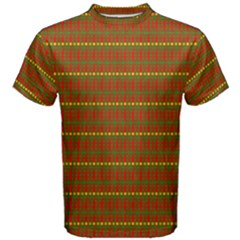 Fugly Christmas Xmas Pattern Men s Cotton Tee
