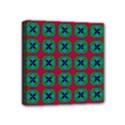 Geometric Patterns Mini Canvas 4  x 4  View1