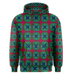Geometric Patterns Men s Pullover Hoodie