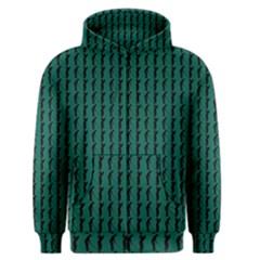 Golf Golfer Background Silhouette Men s Zipper Hoodie