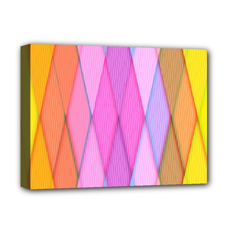 Graphics Colorful Color Wallpaper Deluxe Canvas 16  x 12