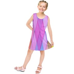 Graphics Colorful Color Wallpaper Kids  Tunic Dress