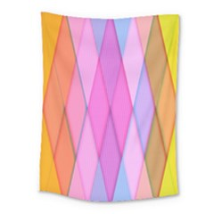 Graphics Colorful Color Wallpaper Medium Tapestry